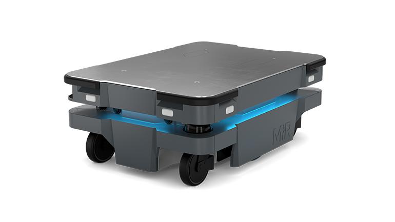 Robot móvil colaborativo para la industria farmacéutica