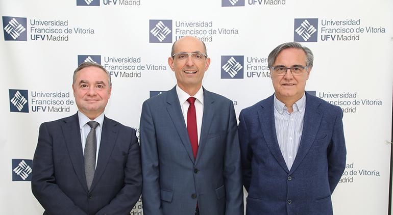 Acuerdo de colaboración entre la UFV y CPM Formación GMP