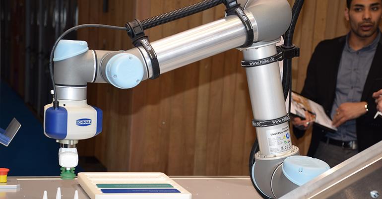 Universal Robots, Cobots, BIEMH