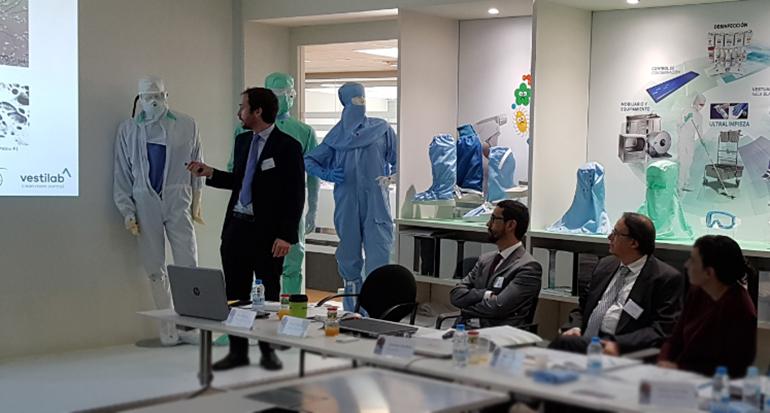 Vestilab organiza un seminario ante la entrada en vigor del GMP-Anexo 1
