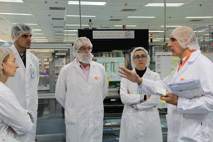 GSK invertirá 13 millones en su fábrica de Aranda de Duero en 2016