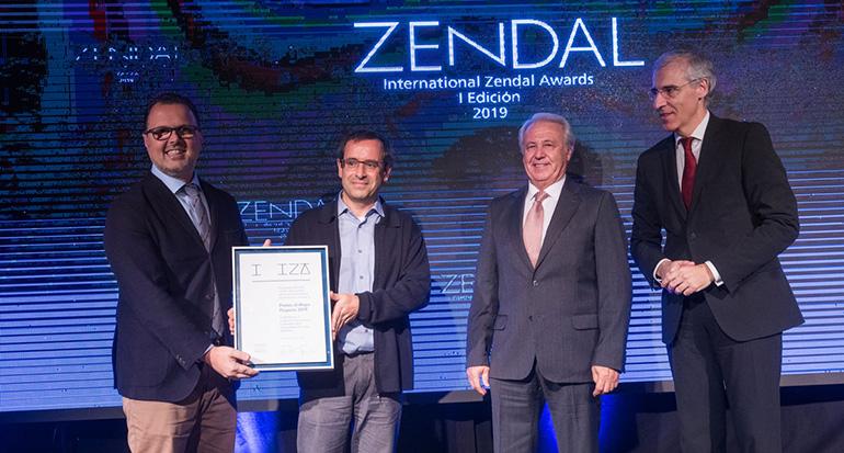 Zendal, biotecnología, vacunas, premios, pediatría