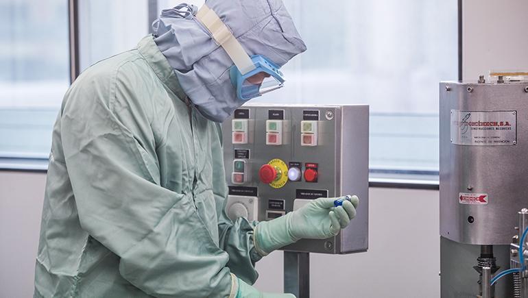 Zendal producirá la vacuna de la CEPI