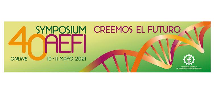 El lunes 10 de mayo se inaugura el 40 Symposium de la AEFI