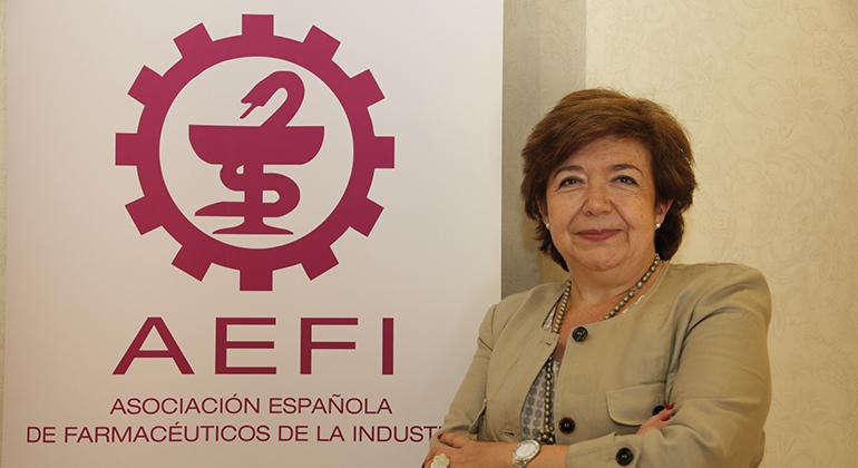 Entrevista con Carmen García Carbonell, presidenta de AEFI