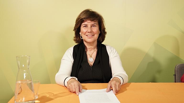 Entrevista con Carmen Aguilera, presidenta de la Sección Centro de AEF