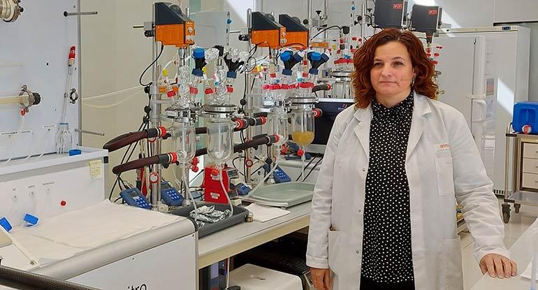 Ainia está desarrollando un modelo integral in vitro para estudiar la liberación y absorción de principios activos para fármacos