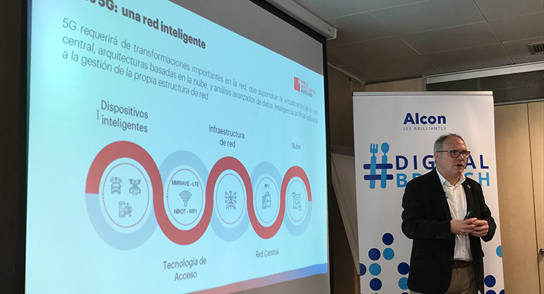 alcon, transformación digital
