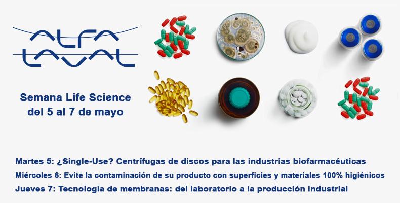 Semana Life Science de Alfa Laval