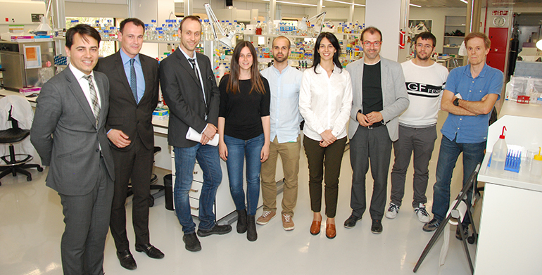 Alianza de UIC Barcelona y AB Biotics para investigar en probióticos