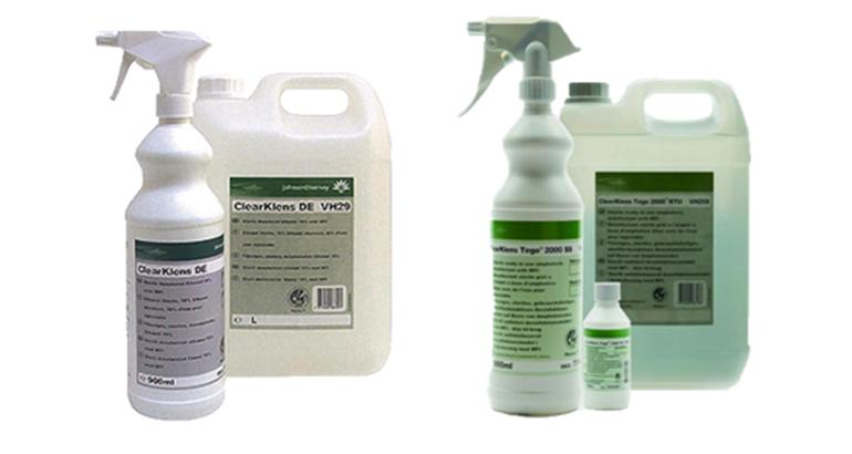 Soluciones higiénicas para la industria farmacéutica y cosmética