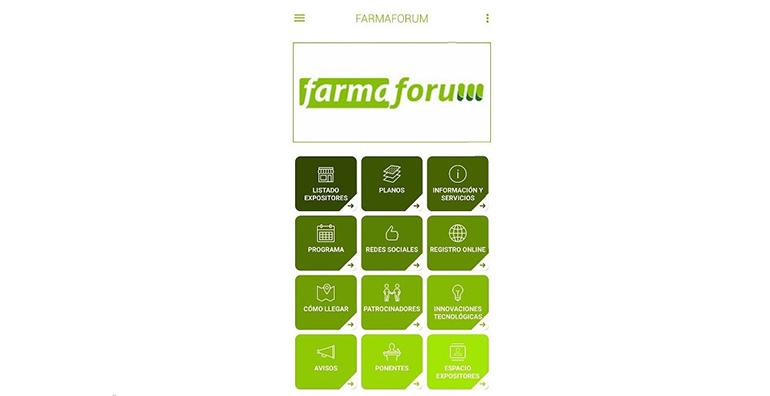 Farmaforum estrena una App para facilitar la visita al evento