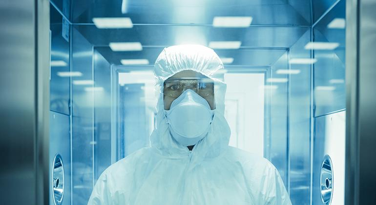 Biodescontaminación de CSB