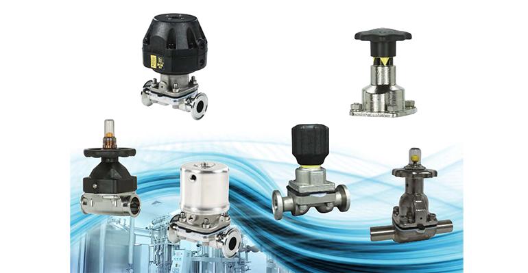 Las válvulas asépticas de ASCO Serie 224 ya están disponibles