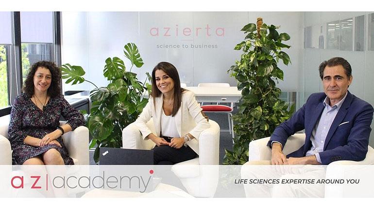 Nace Azierta Academy, portal de formación colaborativa en Ciencias de la Vida