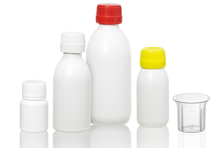 Envase farmacéutico. Materiales de acondicionamiento primario