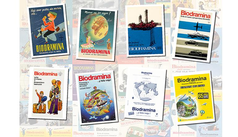 Biodramina cumple 65 años