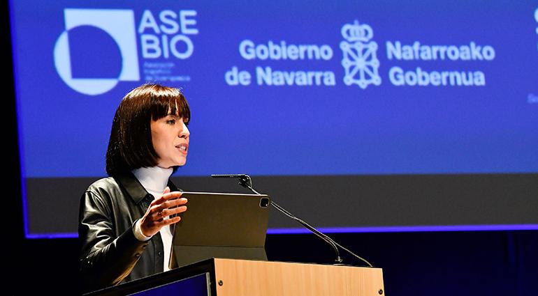 La ministra de Ciencia e Innovación clausura BioSpain 2021 reivindicando el papel de la biotecnología en el progreso económico