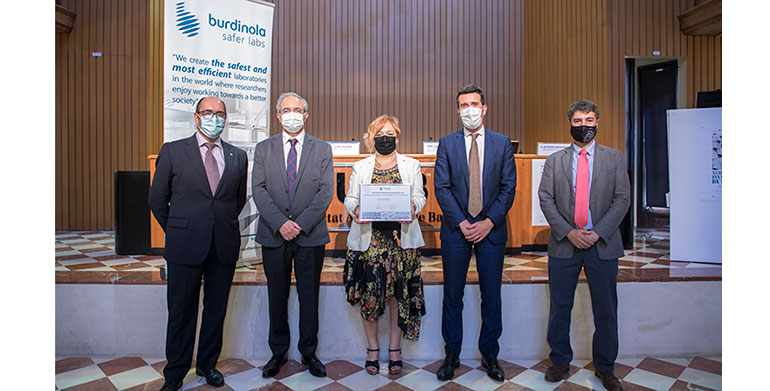 La XVIII edición del Premio de Investigación Burdinola reconoce el trabajo en el ámbito del nanodiagnóstico