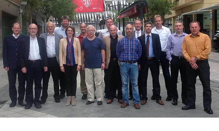 Burdinola organiza la reunión del Comité Europeo para la Normalización en Bilbao