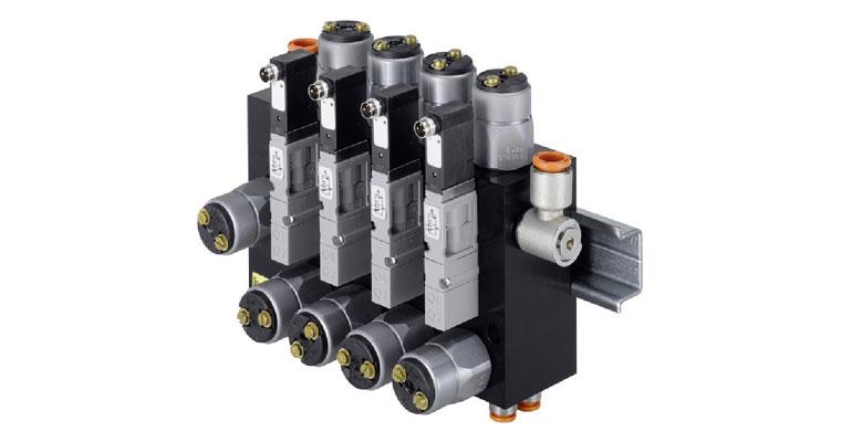 Sistema de seguridad para electroválvulas de aire comprimido
