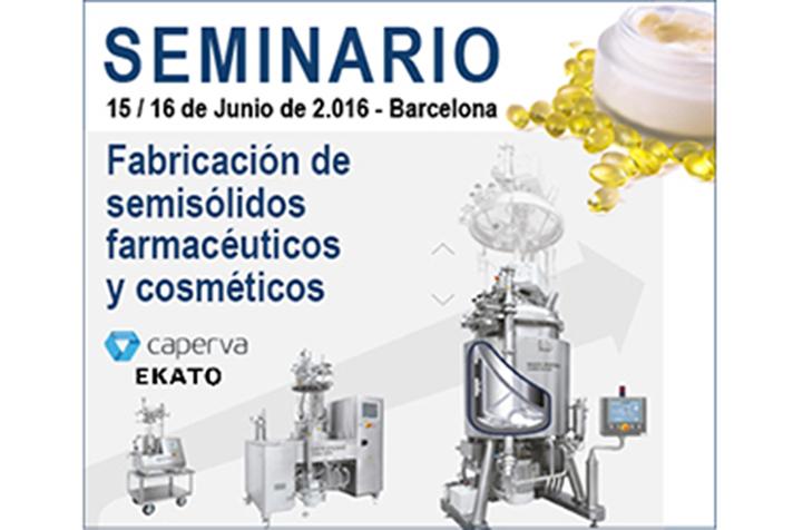 seminario de semisólidos