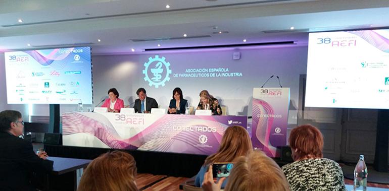 Clausura del 38 Symposium de AEFI