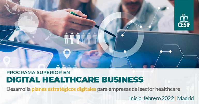 CESIF abre la 3ª convocatoria del Programa Executive en digital Healthcare Business