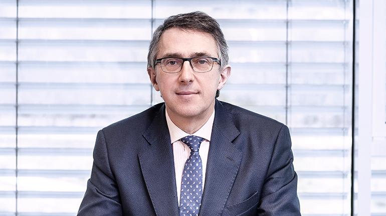 Entrevista con Enrique Ordieres, presidente del Grupo CINFA