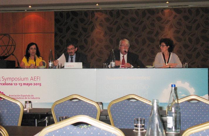clausura 35 symposium AEFI