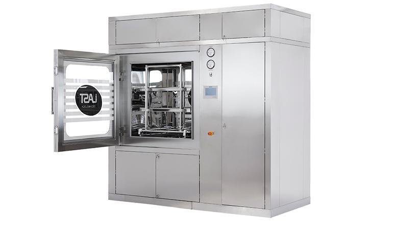 Lavadoras GMP y lavadoras GLP