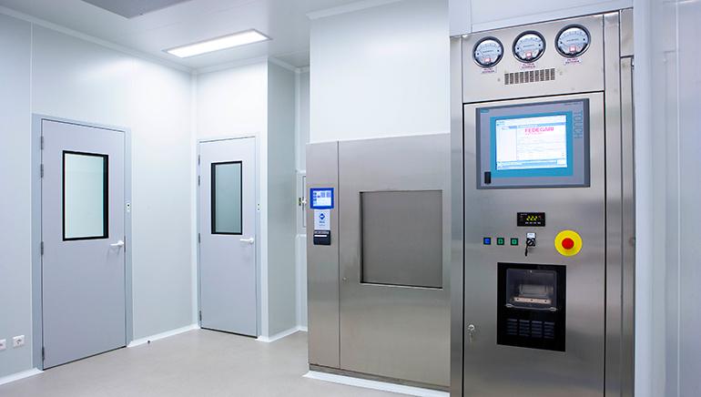 Respuesta de Comsa Cleanroom Technology para la industria farmacéutica ante la crisis del COVID-19