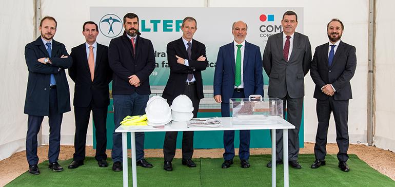 COMSA Corporación construirá la nueva planta farmacéutica de Grupo Alter en Madrid