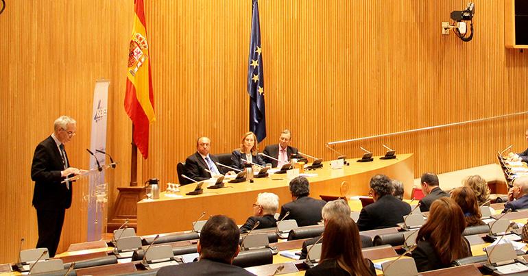 El Congreso de los Diputados acogió el cierre del II Ciclo de Sesiones de Pacto de Estado por la Sanidad