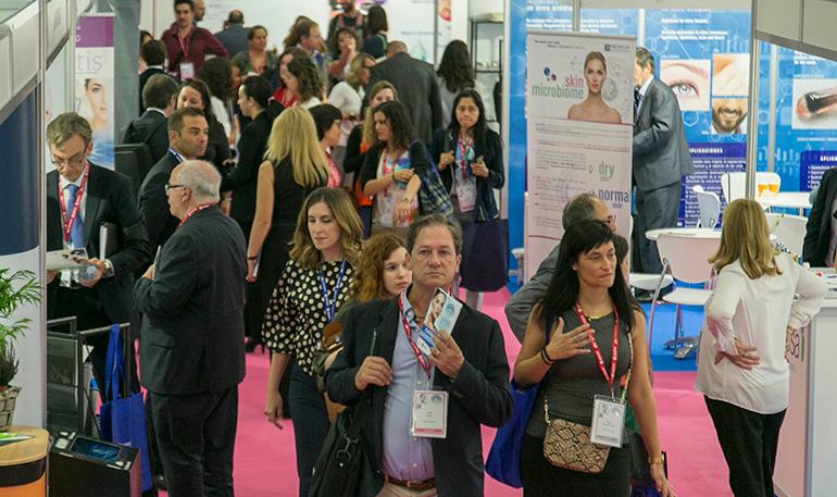 COSMETORIUM reunió a más de 2.000 profesionales en su 3ª edición