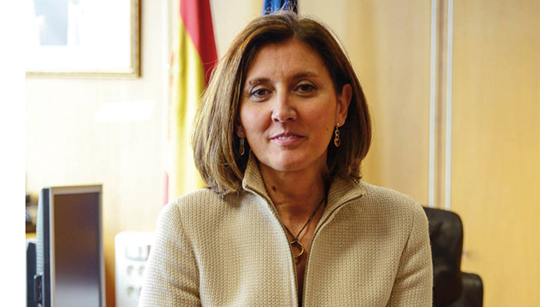 La secretaria general de Industria, Begoña Cristeto, inaugurará Iberquimia 2018 el 26 de abril
