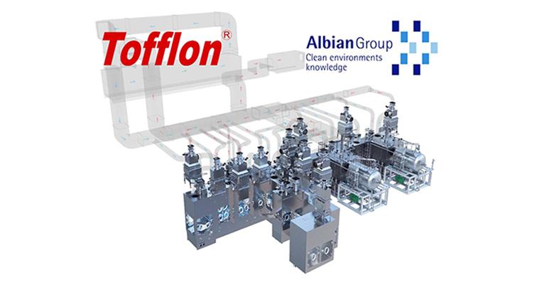 Liofilizador LN2 con menor huella de carbono