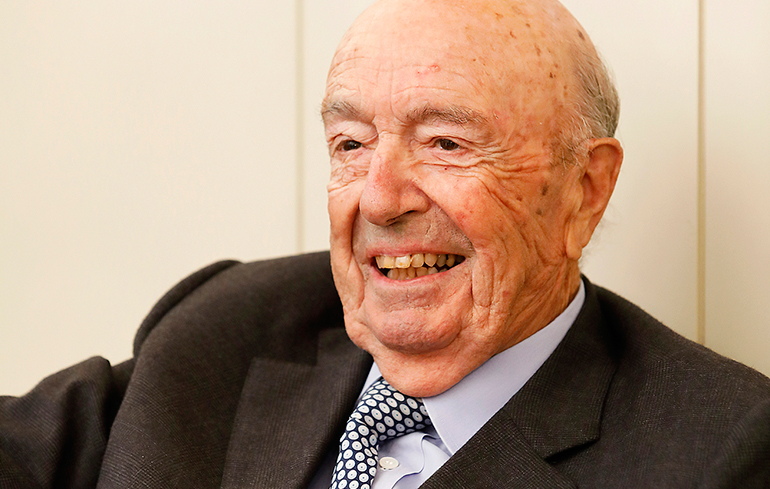 Fallece Josep Esteve Soler, expresidente del Grupo ESTEVE