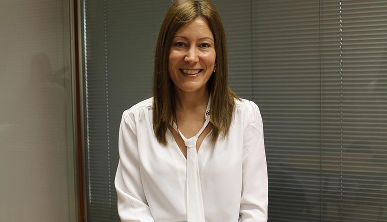 entrecvista con Esther Cano, directora de Nutraceuticals Europe
