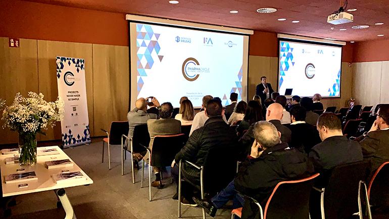 Más de 90 directivos de calidad, ingeniería, producción y mantenimiento acudieron a la presentación de Pharma Circle Global Solutions