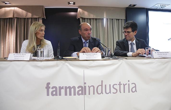 Antoni Esteve nombrado presidente de FARMAINDUSTRIA