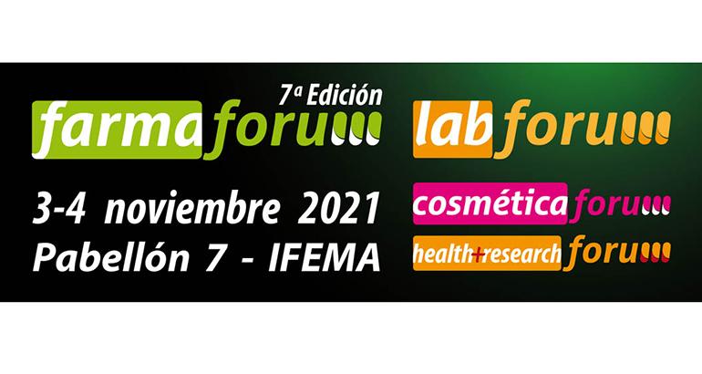Farmaforum aplaza su séptima edición a noviembre de 2021