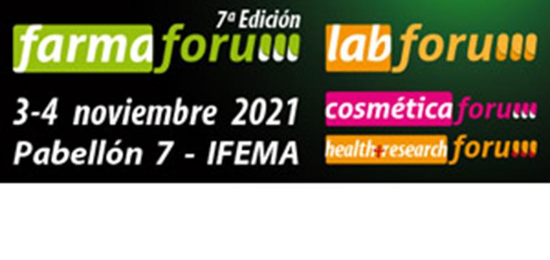 En noviembre vuelve Farmaforum