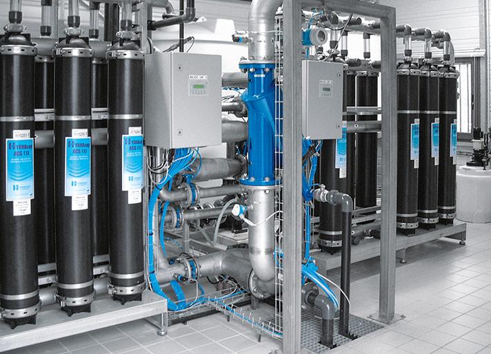 Automatización de procesos industriales mediante módulos
