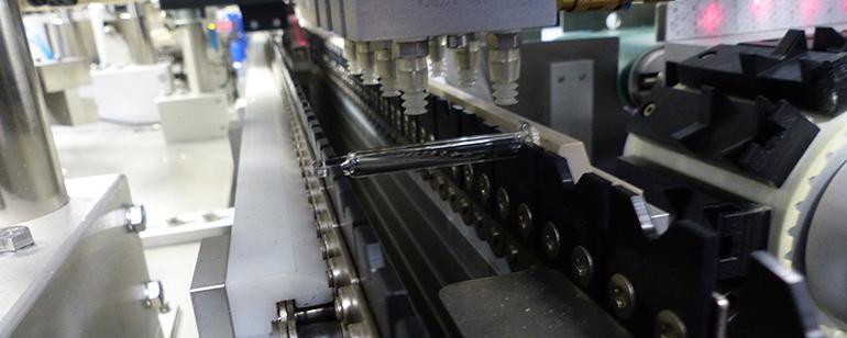 Bombas de vacío para la producción de envases farmacéuticos de vidrio