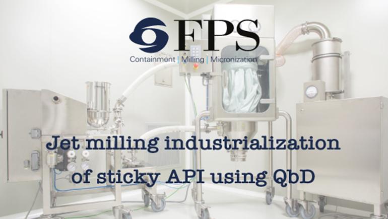 Micronización con Jet Mill en las industrias farmacéuticas