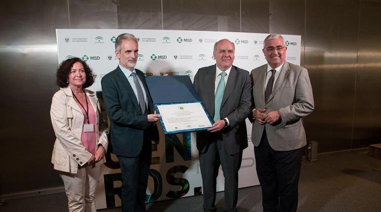 MSD cede su colección de cultivos a la Fundación Medina