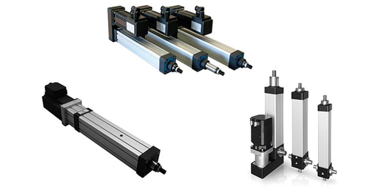 Actuadores lineales para aplicaciones industriales
