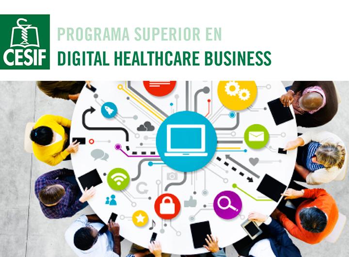 CESIF convoca su primer programa superior en Digital Healthcare Business