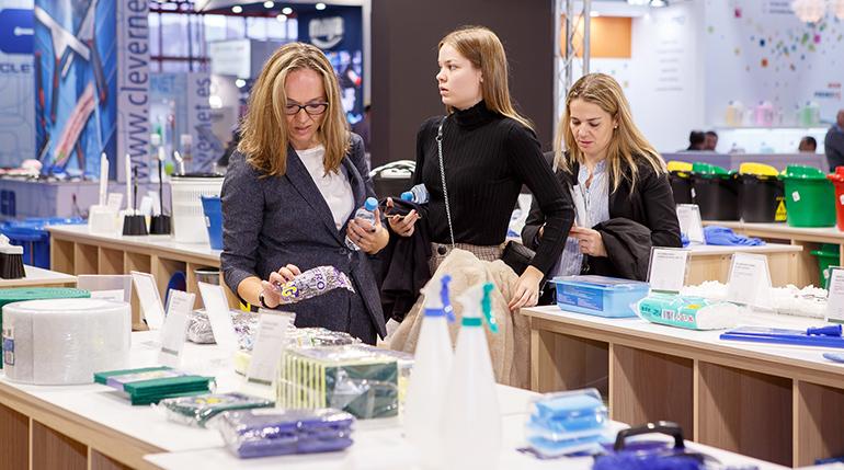 Hygienalia avanza en la comercialización de su próxima cita